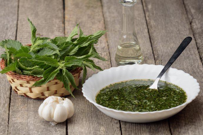 zuppa ortica