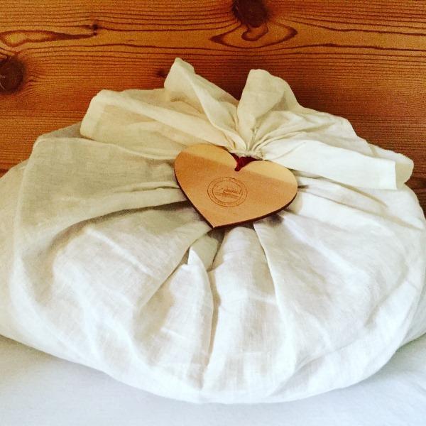 cuscino di pino cembro