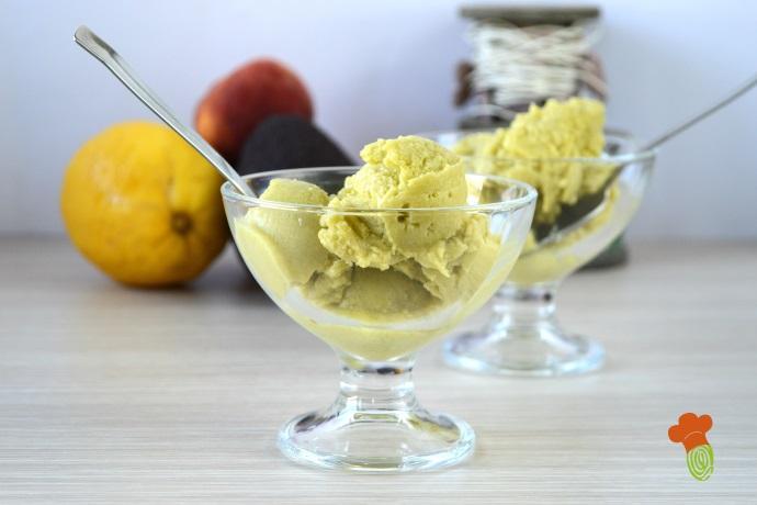 gelato avocado pesca cover