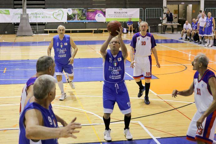 Campionati europei MaxiBasket