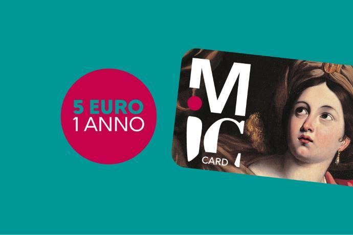 Mic Card Roma