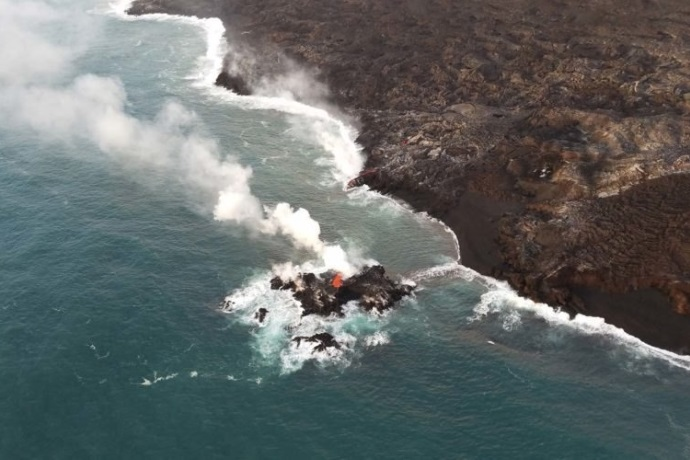 nuova isola Hawaii