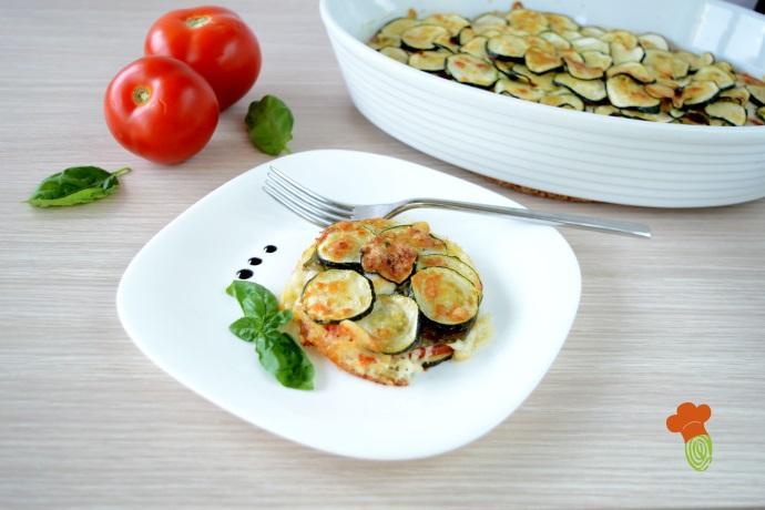 parmigiana bianca zucchine cover