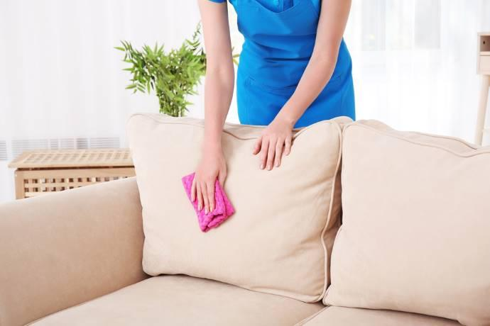 Pulizia divani