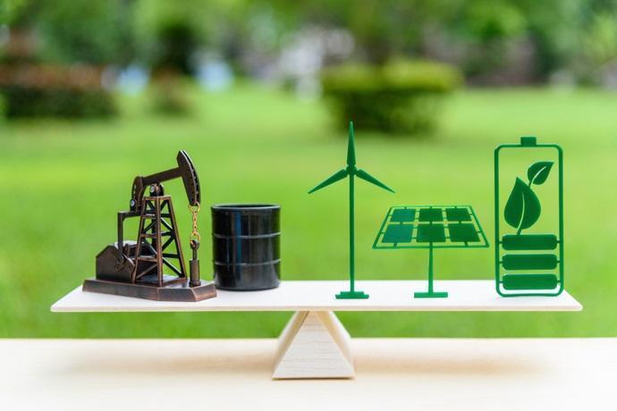 rinnovabili e fossili