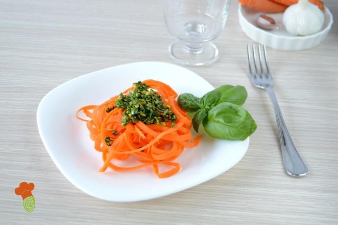 spaghetti carote cover