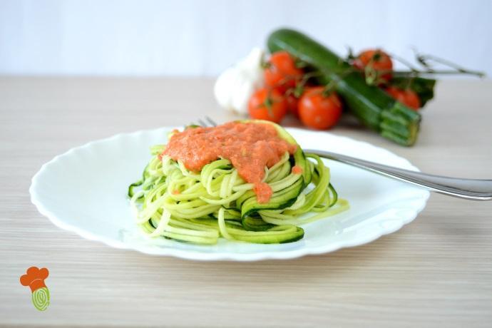 spaghetti zucchine cover