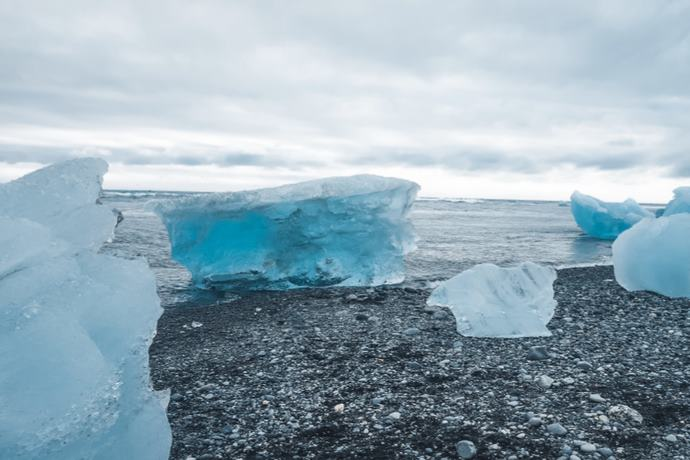ghiaccio artico scioglimento yale