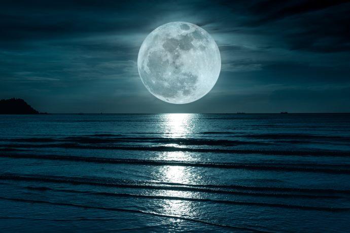 luna dello storione