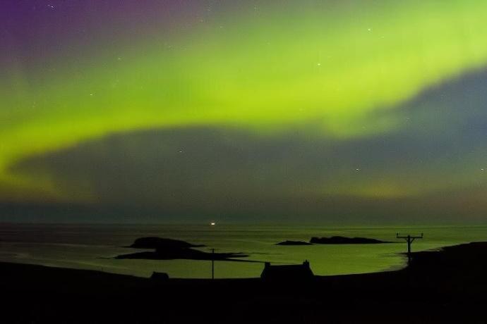 aurore boreali 11 settembre europa usa