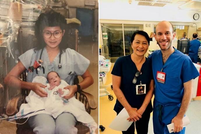 bambino-infermiera