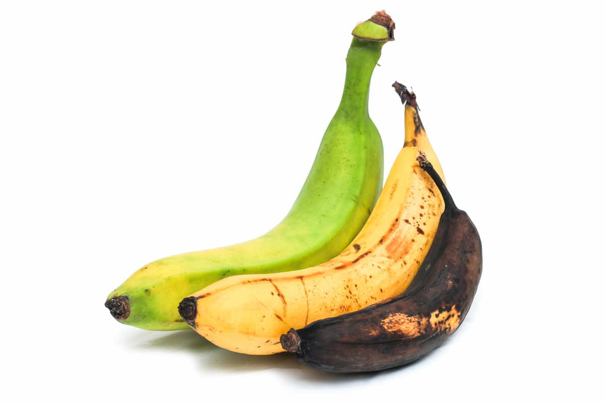 banane maturazione