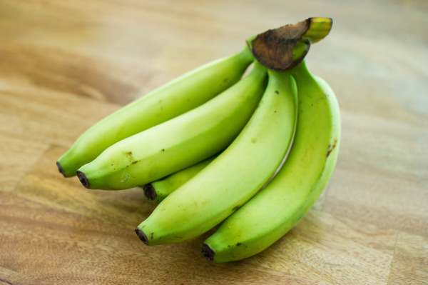 banane verdi