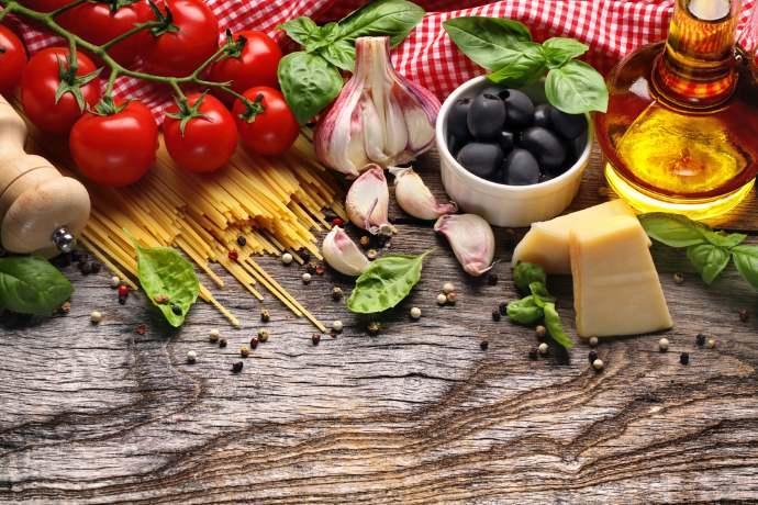 Dieta med origini