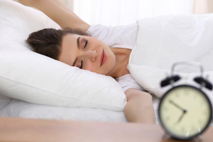 dormire in 120 secondi
