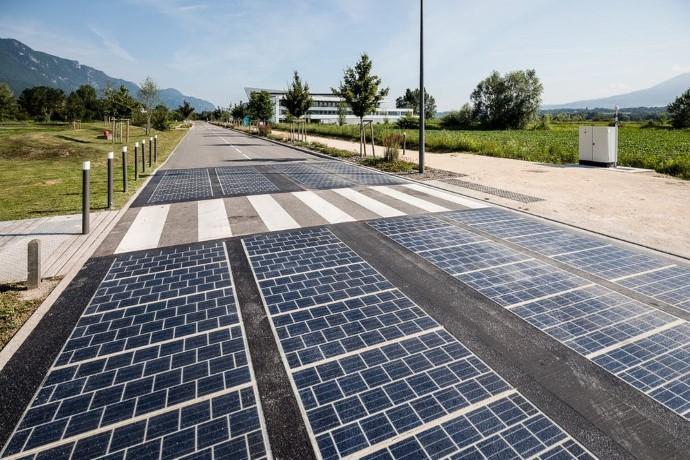 strade solari