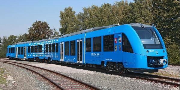 Treno idrogeno Sassonia