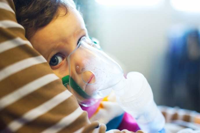 aerosol raffreddore bambini