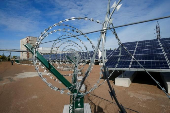 chernobyl impianto fotovoltaico