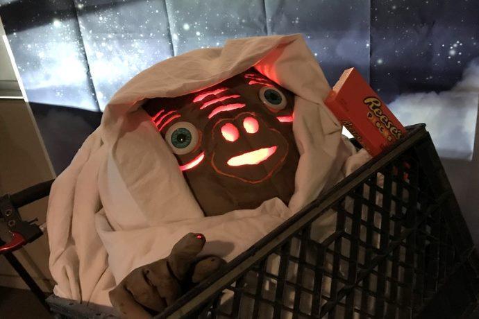 nasa halloween gara di zucche