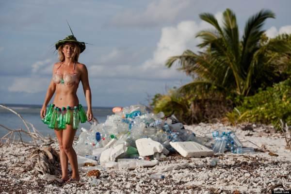 maldive plastica