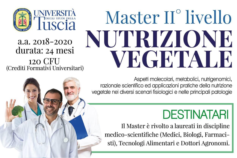 master vegetale