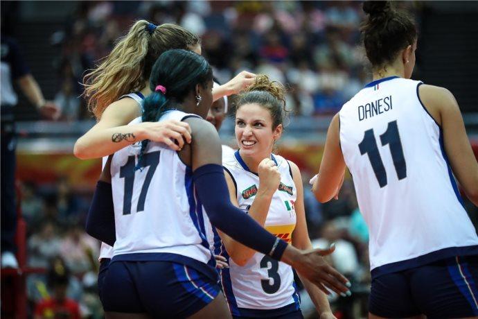 mondiali femminili volley