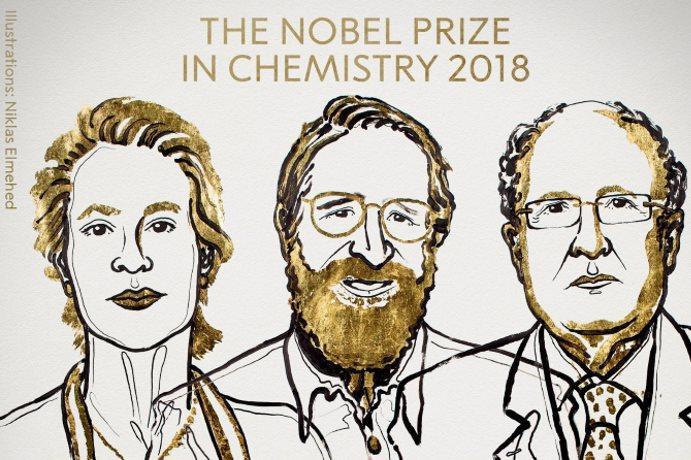 nobel per la chimica 2018