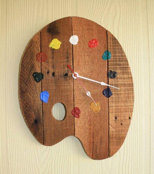 Orologi da parete fai da te: 10 idee per realizzarli con