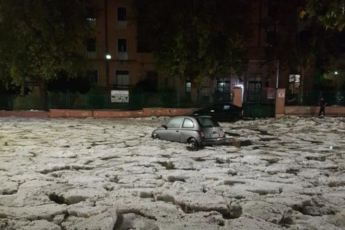cambiamenti climatici italia