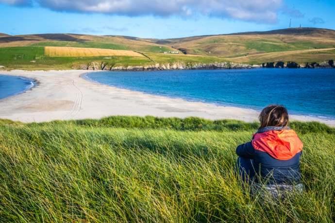 Shetland Islands Scozia