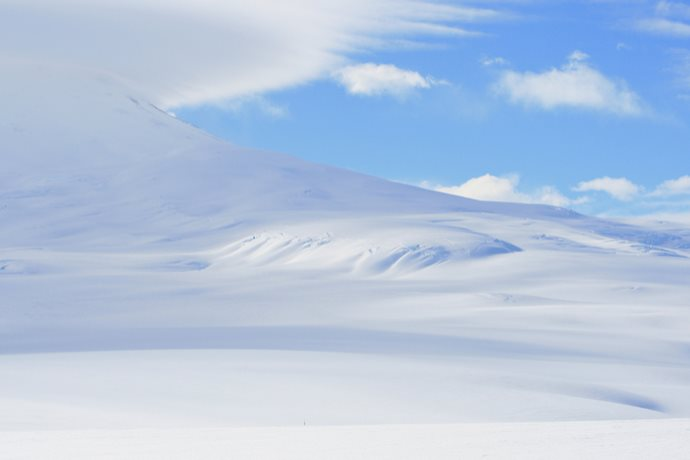 suono ghiaccio Antartide
