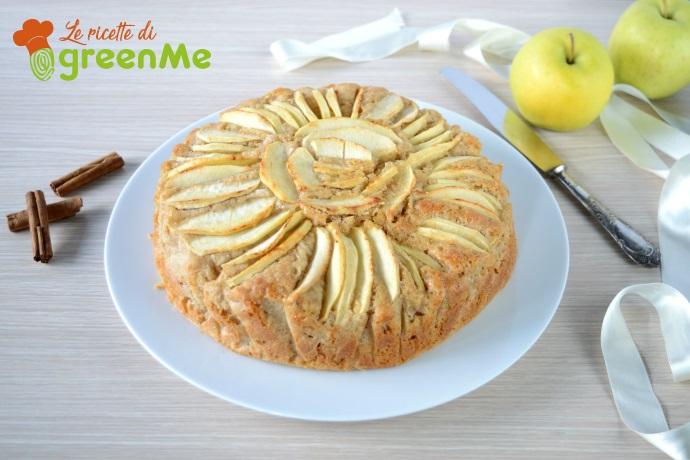 torta mele pasta madre 7