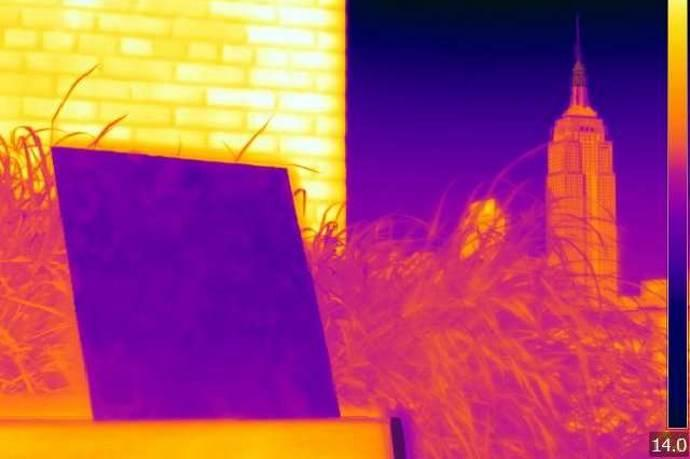 vernice raffreddamento edifici plimero