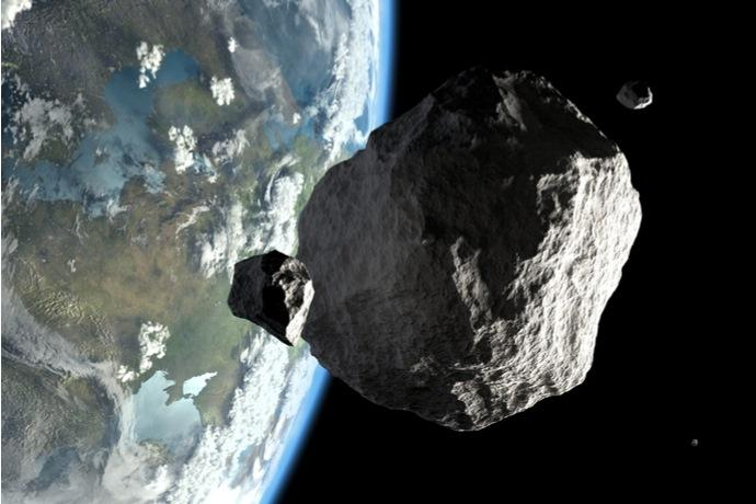 asteroide 2018 LF16