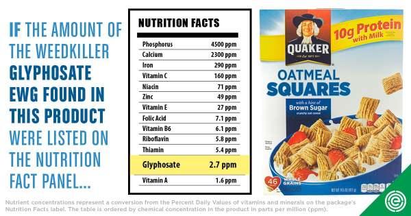 cereali quaker