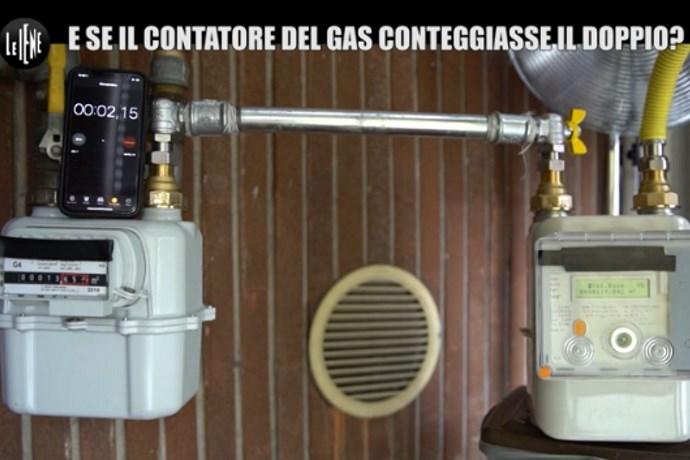 contatore gas iene