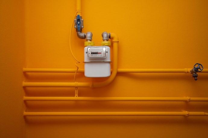 contatori gas