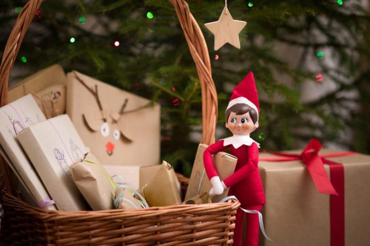 Scarpe da Elfo sostegni per adattarsi sulla mensola