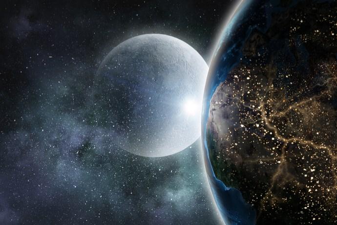 lune della Terra