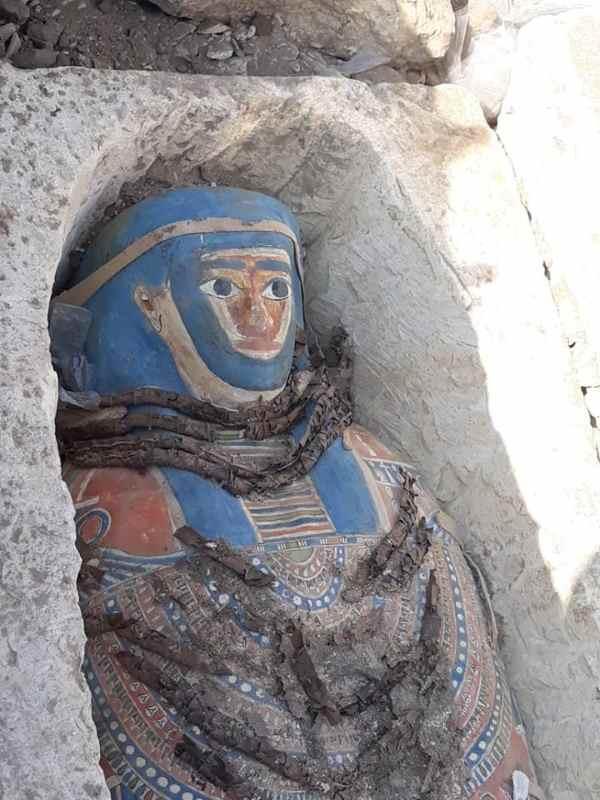 mummie egitto