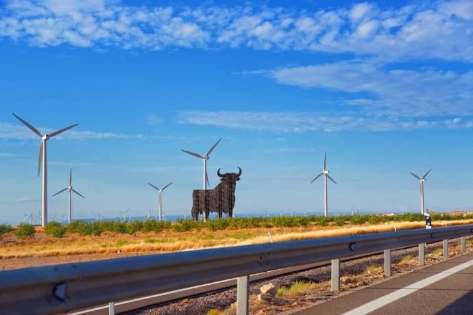 Rinnovabili in Spagna