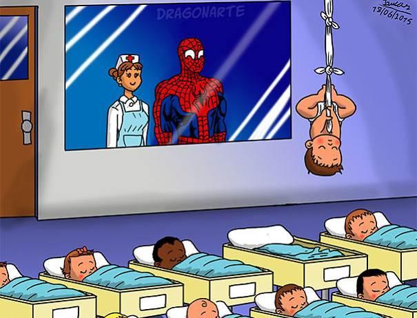 supereroi bambini