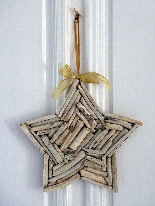 Quanto Costa Una Stella Di Natale.Decorazioni Di Natale Con Frutta Piante Spontanee Erbe Aromatiche