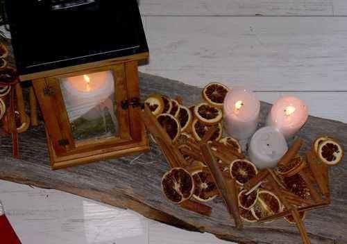arance candele sudtirol
