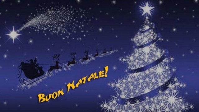 Sms Di Buon Natale.Buon Natale Le Migliori Frasi Di Auguri Immagini E Gif Per Sms E Whatsapp Greenme