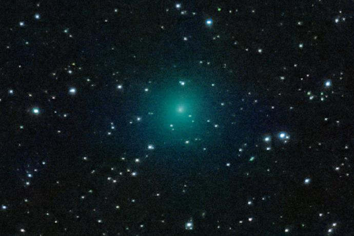 cometa natale 2018