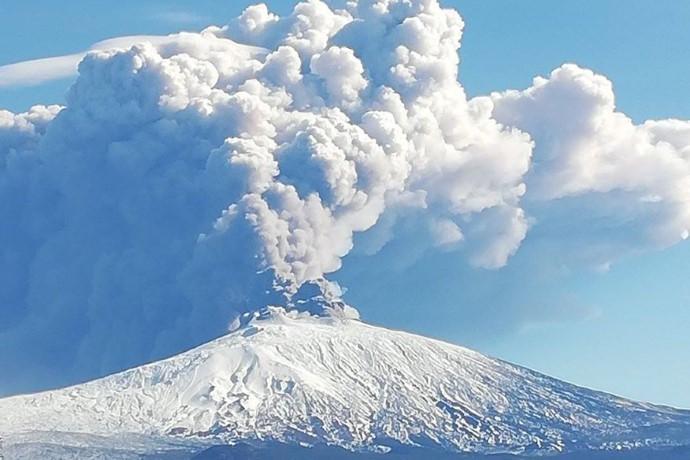 Etna 24 dicembre