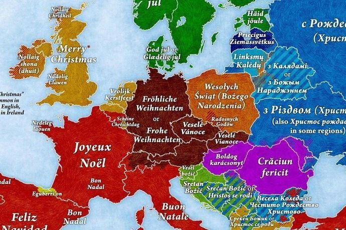 mappa buon natale