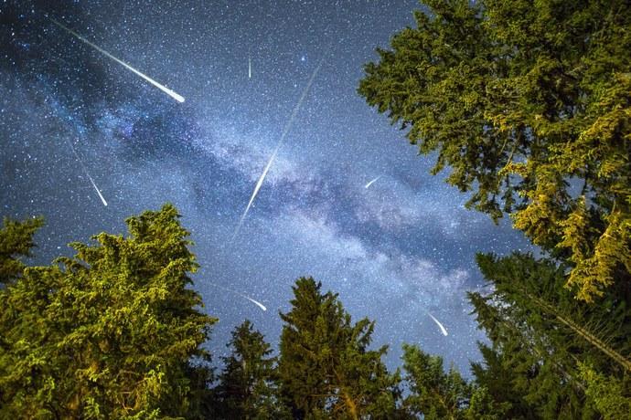 meteore Geminidi